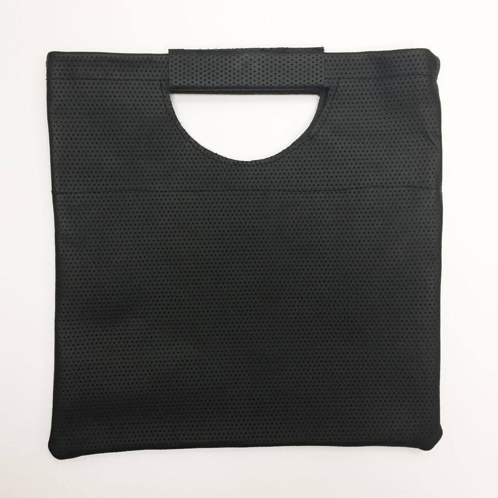 Union Clutch (Black Perforated)