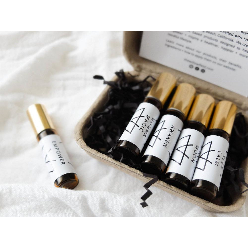 Aromatherapy Collection Gift Set