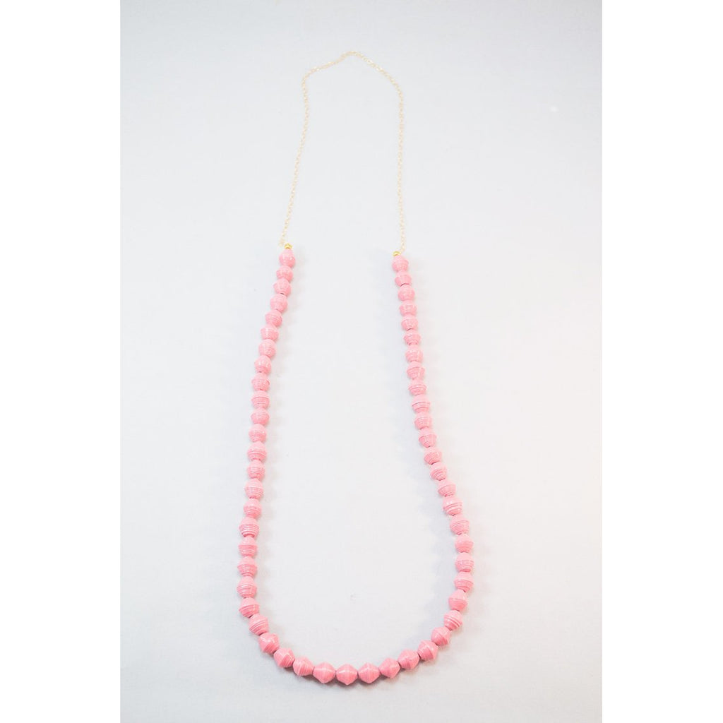 The Daily Necklace (Pink)