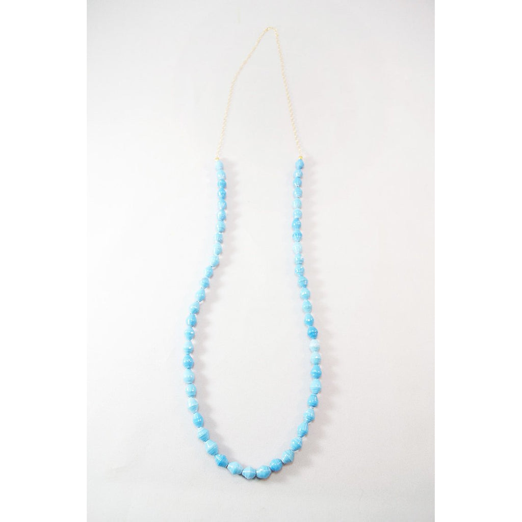 The Daily Necklace (Light Blue)