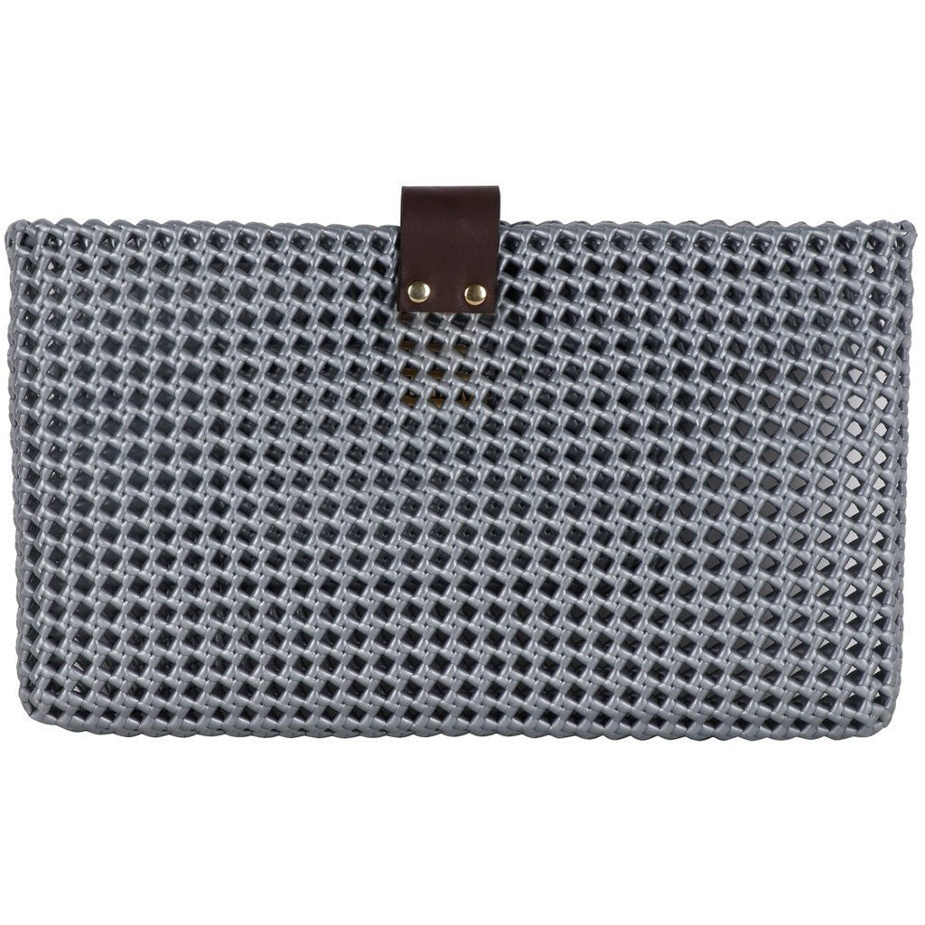 Dark Grey Clutch