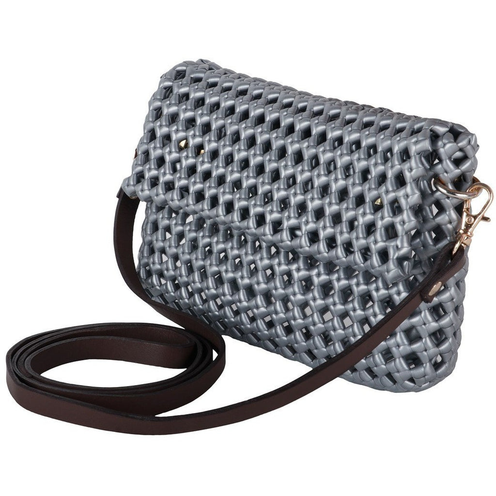 Dark Grey  Mini Cross Body