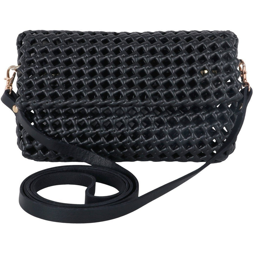 Black  Mini Cross Body