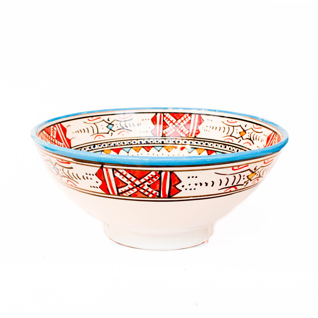 Large Serving Bowl - Berber