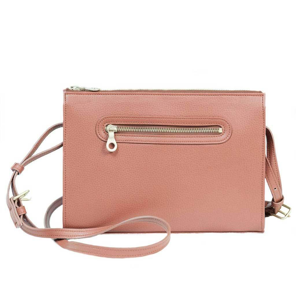 Pixley Crossbody, Chestnut