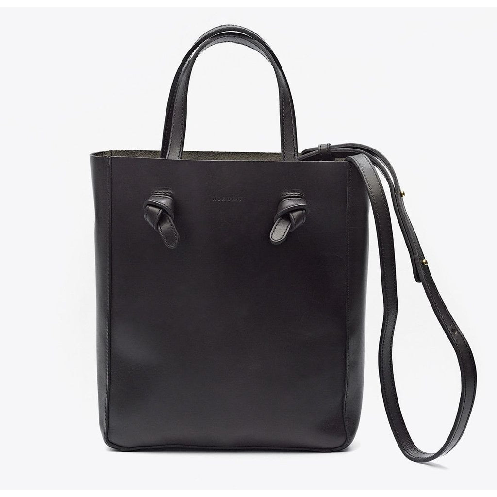 Simone Crossbody Shopper (Black)