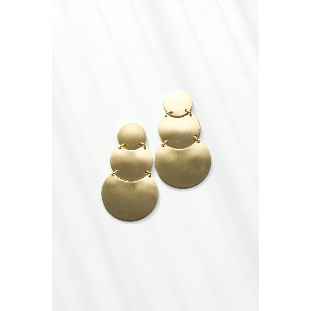 Stacking Circles Earrings