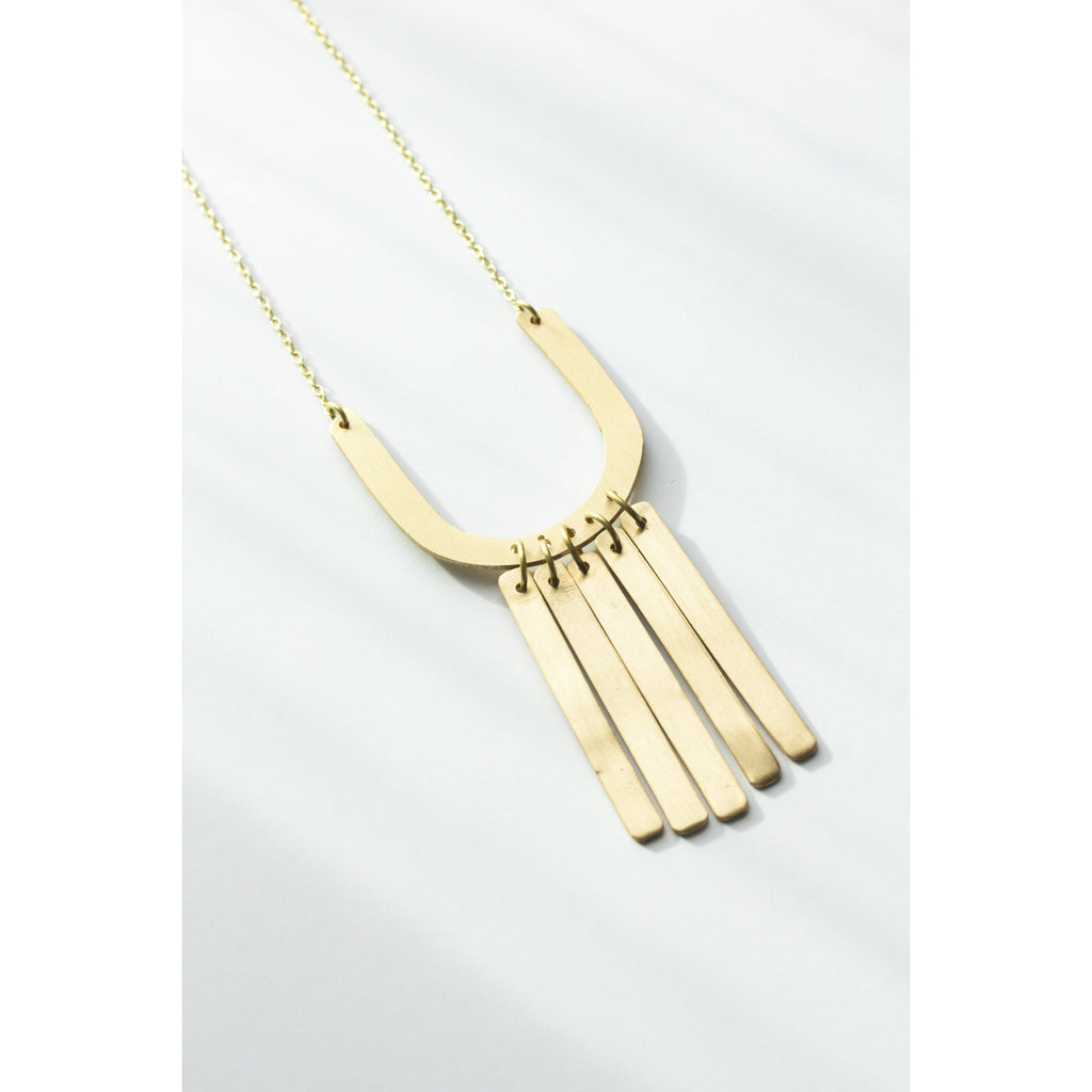 U Bar Necklace
