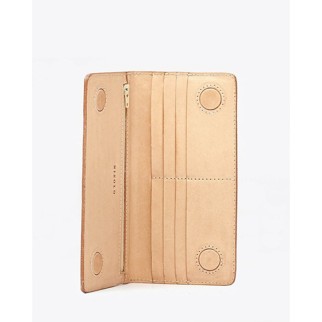 Classic Wallet (Natural)