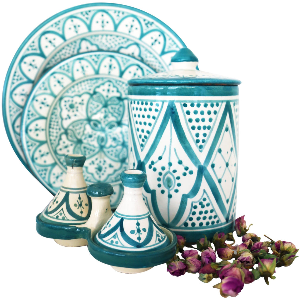 Dinner Plate - Turquoise