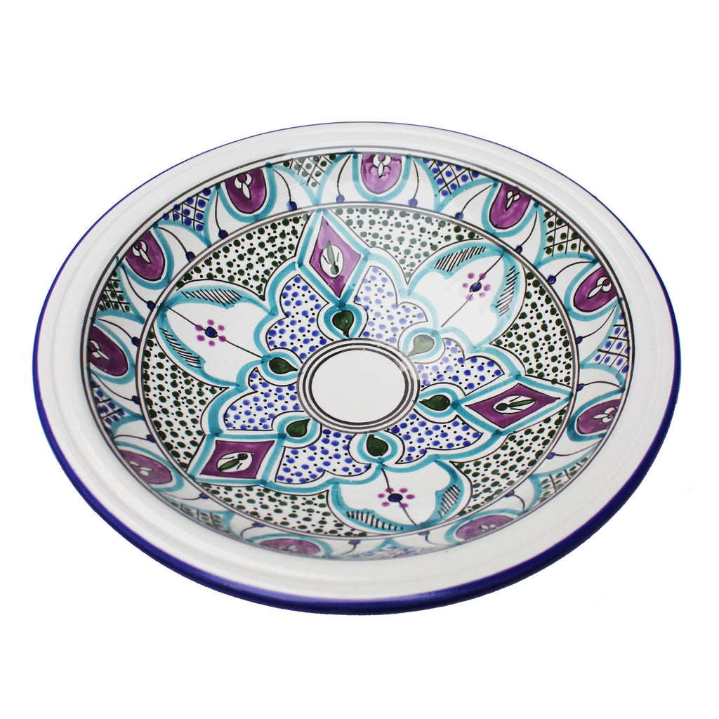 Medium Serving Bowl - Malika