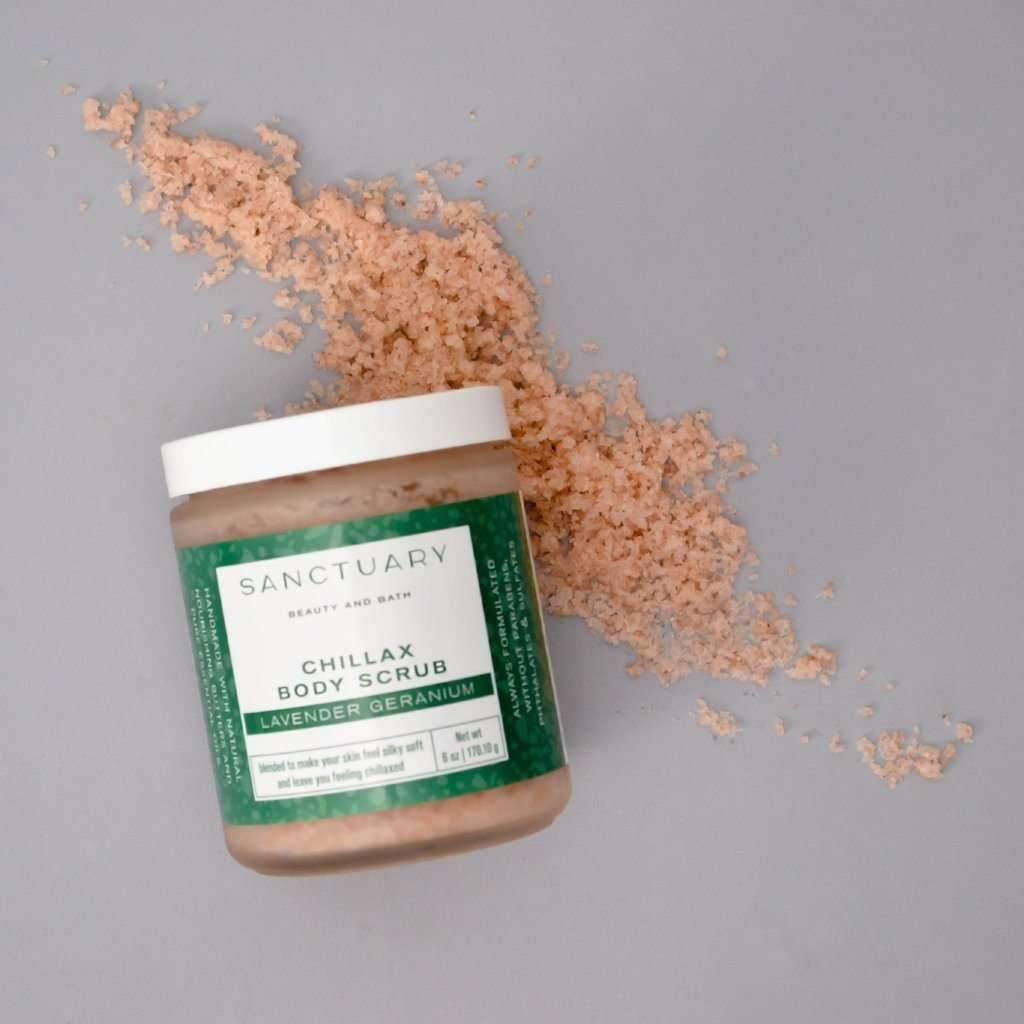 Chillax Body Scrub