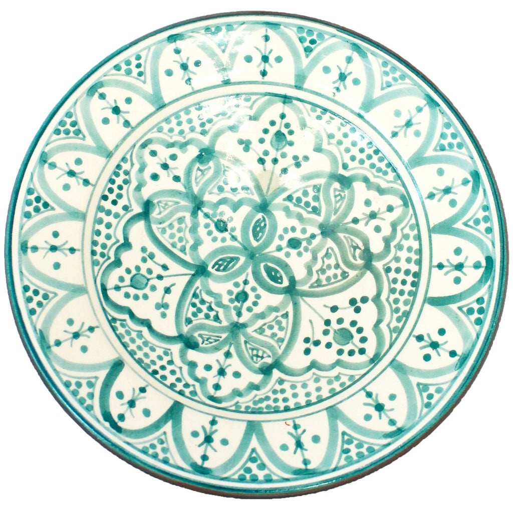 Side Plate (Turquoise)