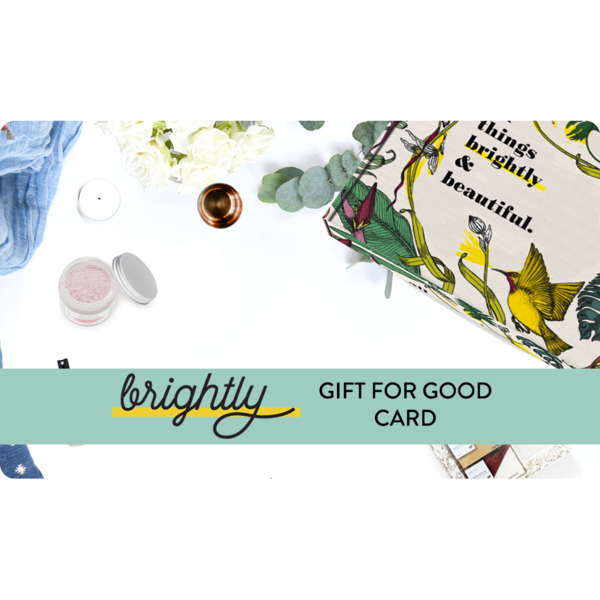 The Brightly Gift Card