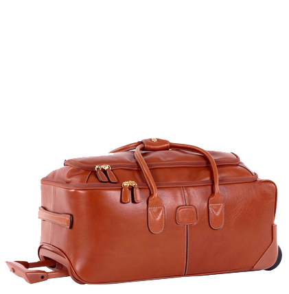 Bric's 21 Carry On Rolling Duffle