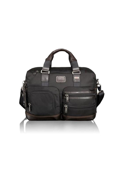 TUMI Alpha Bravo Everett Briefcase