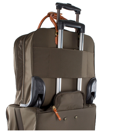 Bric's Ultra Lightweight Trolley Olive