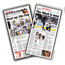Review-Journal Western Conference Champions Bundle