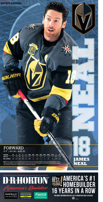 James Neal Poster