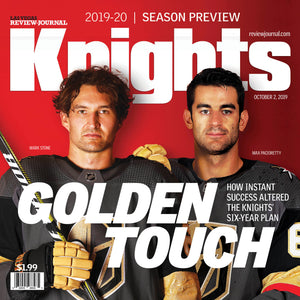 2019-2020 Golden Knights Season Preview