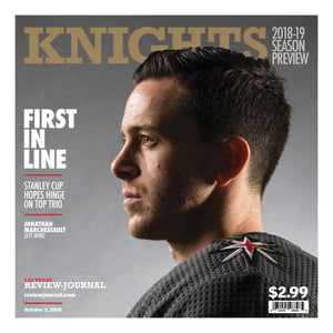 2018-2019  Golden Knights Season Preview-Jonathan Marchessault