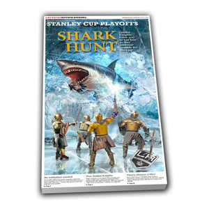 Golden Knights vs Sharks Series Preview Collectible