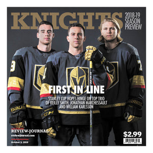 2018-2019 VGK Season Preview