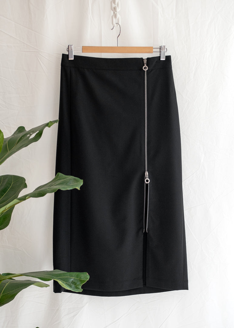 Isela Skirt Black - Corvera Vargas berlin conscious fashion brand. Isela Skirt Black for women.