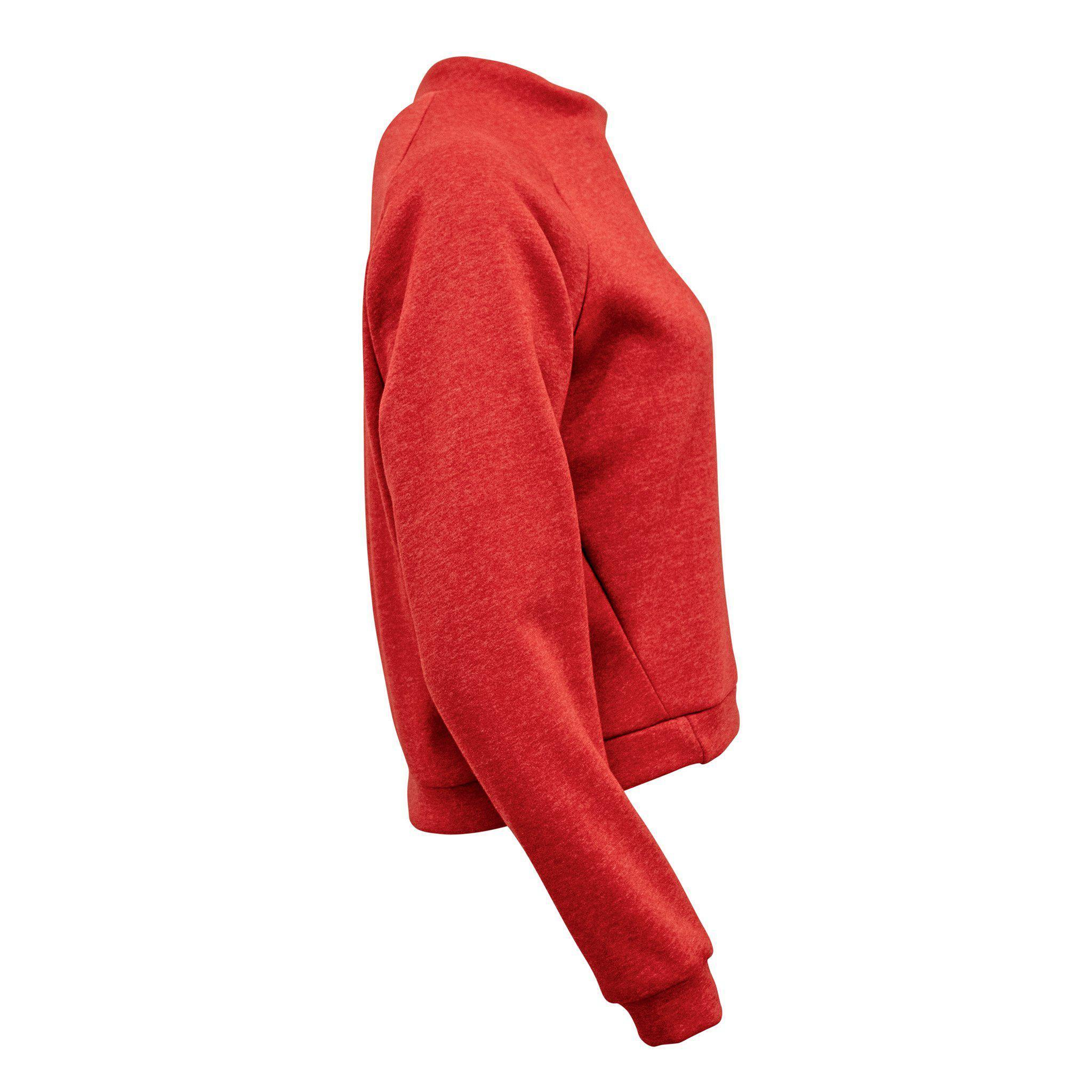 Milano Pullover Red