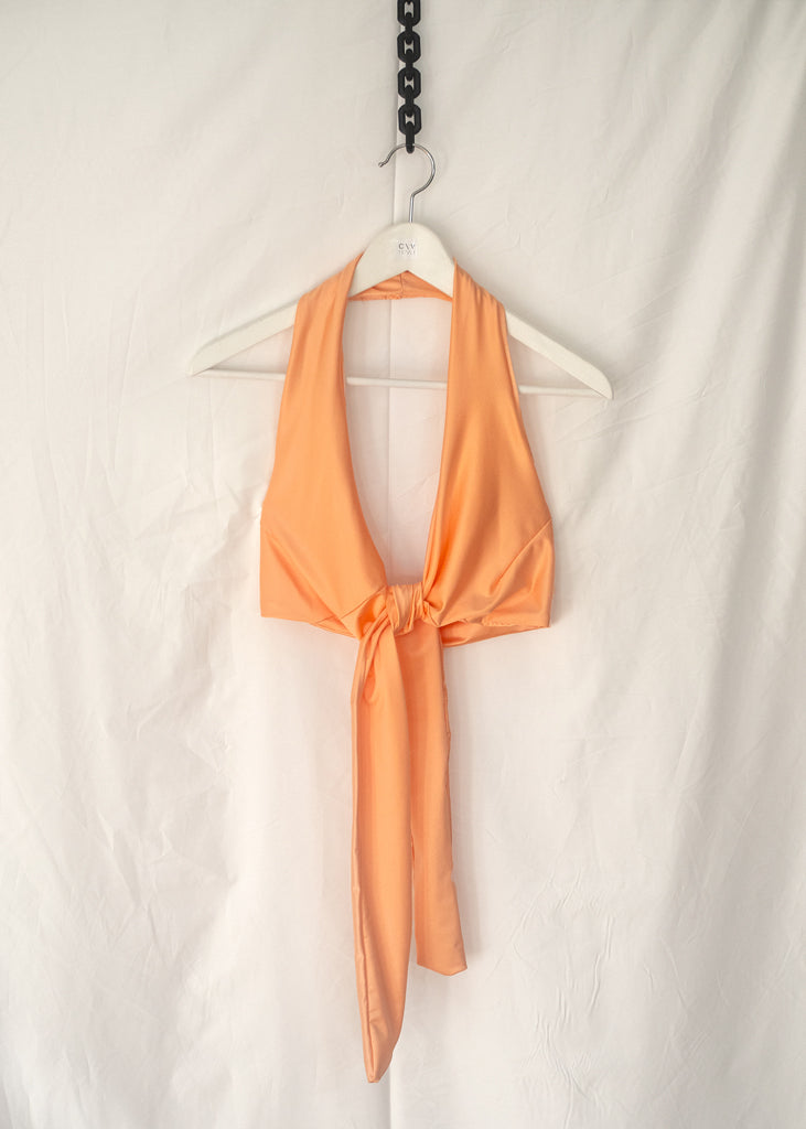Naomi Top Swimwear - Corvera Vargas berlin conscious fashion brand. Naomi Top Swimwear for women.