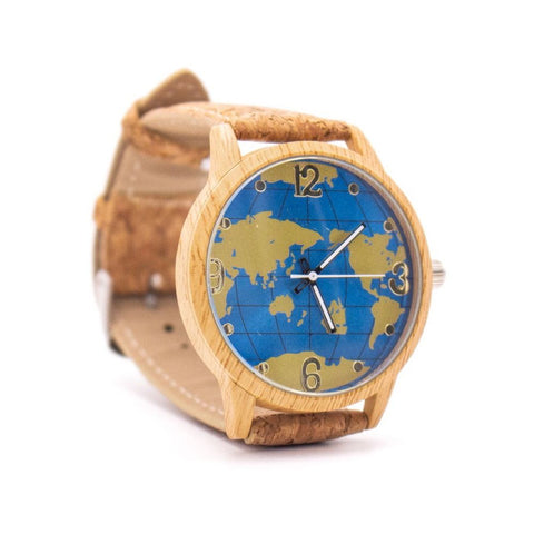 Worldwide eco-friendly watch