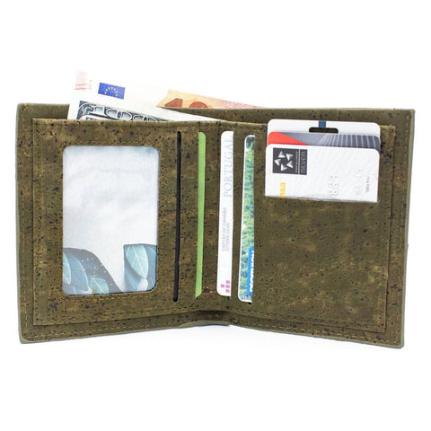 Men Vegan wallet