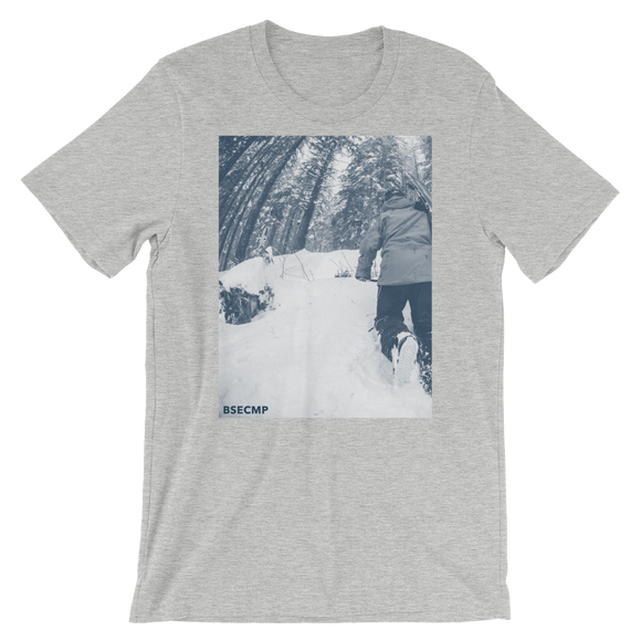 BSECMP Hike Your Line Tee