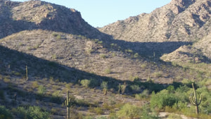 Arizona Hiking:  Telegraph Pass at South Mountain