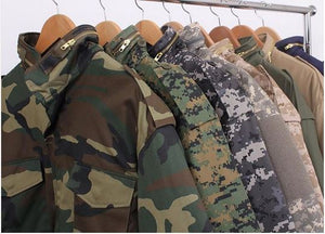 Cleaning Military Grade Camo & Fatigues