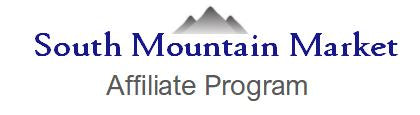 South Mountain Market Affiliate Program