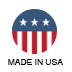 Made in the USA to Department of Defense specifications