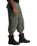 Rothco 6-Pocket BDU 3/4 Pants for Men-Side View