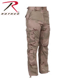 Rothco Mens Vintage Camo Paratrooper Fatigue Pants - Tri-Color Desert Camo