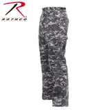 Rothco Mens Vintage Camo Paratrooper Fatigue Pants - Subdued Urgan Digital Camo
