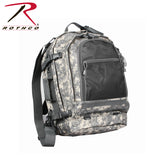 Rothco's Move Out Tactical Travel Backpack - ACU Digital Camo