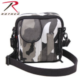 Camo Excursion Organizer Shoulder Bag - City Camo