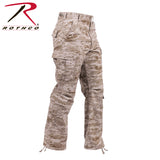 Rothco Mens Vintage Camo Paratrooper Fatigue Pants - Desert Digital Camo