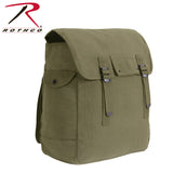 Rothco Canvas Jumbo Musette Bag - Olive Drab