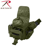 Advanced Tactical Survival Bag - Olive Drab