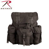Rothco G.I. Type Heavyweight Mini Alice Pack - Black