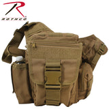 Advanced Tactical Survival Bag - Coyote Brown