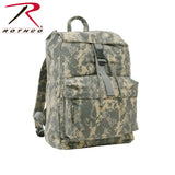 100% Cotton Canvas Daypack - ACU Digital Camo
