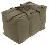 Canvas Mossad Type Tactical Canvas Cargo Bag - Main