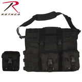 Rothco MOLLE Tactical Laptop Briefcase - Black